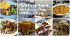 Comfort Food: 40+ AIP-Friendly Recipes!