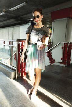 magazine / street style : cheeze bangkok « D for Dot