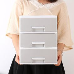 Multi-layer Desktop Drawer Storage Box Office Paper File Container Home Toy Cloth Underwear Socks Storage Boxes Sundries Case Sock Storage, Drawer Storage, Storage Boxes, Desktop Drawers, Desktop Storage, Office Paper, Box Office, A 17, Filing Cabinet