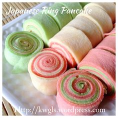 How About Rolling Your Pancake?– The German Layered Cake–Baumkuchen Or Japanese…
