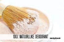 100% Natuurlijke Deodorant