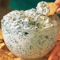 Four star dip - with green pepper, pecans and onions