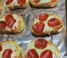 Texas Toast Garlic Bread Pizza, 4 Weight Watchers Points Plus