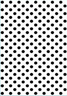 114 Elizabeth Craft Designs Embossing Folder Lots of Dots
