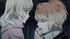 Shu Sakamaki and Yui Komori [6] - Diabolik Lovers season 2, More Blood. ❤