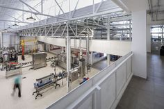 Gallery of Victoria Beer Factory in Malaga / GANA Arquitectura - 22