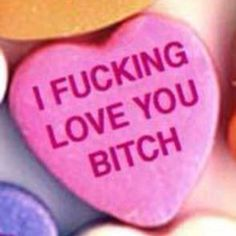 Got this lovely pic from my guy friend lol Happy Valentines day!