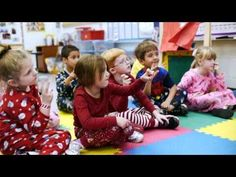 I Can Calm video showing six quick breathing activities to help calm children