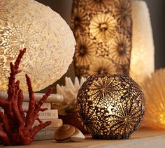 resin lamps - Google Search
