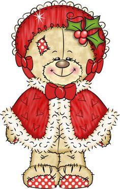 Papá Noel   Santa Claus   Imágenes para bajar