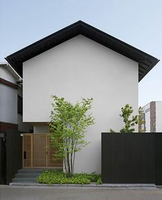 Design Art Modern Architecture Ideas For 2019 Architecture Du Japon, Architecture Design, Minimalist Architecture, Japanese Architecture, Facade Design, Exterior Design, Minimal House Design, Small House Design, Arch House