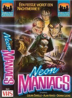 Neon Maniacs (1986) Horror