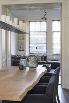 Shared by www. Room, Home, Beautiful Dining Rooms, Living Room Interior, House Interior, Home Deco, Interior Design Living Room, Interior Design, Home And Living