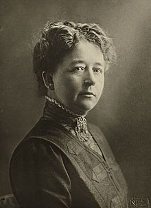 Kristine Elisabeth Heuch Bonnevie (8 October 1872 – 30 August 1948) was a Norwegian biologist and Norway's first female professor. Her fields of research were cytology, genetics and embryology.