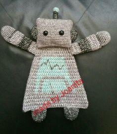 Lappenpop robot