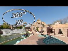 Is a Super Splash with a length of 700 meters, a maximum descent of 15 meters and a top speed of 56 km/h. Enjoy It, Vr, Niagara Falls, Youtube, Travel, Viajes, Destinations, Traveling, Trips