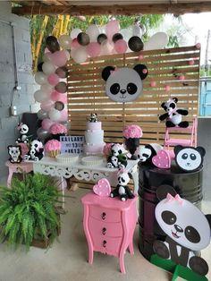 92 Mejores Imagenes De Cumpleanos De Panda Panda Birthday Party