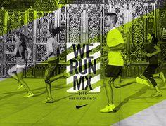 Carrera We Run México 2014