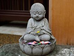 Jizo statue, Daien-ji, Meguro, Tokyo