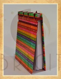 Handmade book / bookbinding - Japanese Bookbinding - Handbound book - Handbound Journal