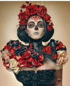 skulls makeup - Pesquisa Google
