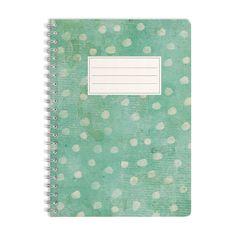DIN A5 - Notizblock 5060 mit 60 Blatt DIN A5 blanko - ein Designerstück von…