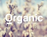 Organic by John Patrick - Packaging & Branding