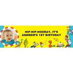 dr seusss happy birthday baby dr seuss nursery collection