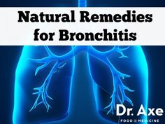 Natural Remedies for Bronchitis - including essential oils