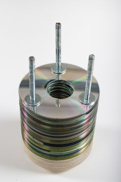CD-Lampe – Eigenbaukombinat