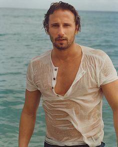 Matthias Schoenaerts for The NY Times T Style by Bruce Weber.