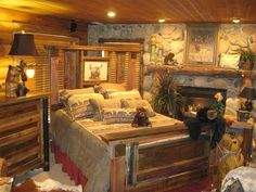Bradley's Furniture Etc. - Premium Reclaimed Barnwood Collection