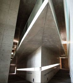 Hansol Museum by Tadao Ando Ando, one of my favourite architects.