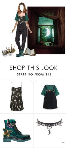 """""""Untitled #85"""" by alexx-280 ❤ liked on Polyvore featuring G·Six Workshop and Mason's"""