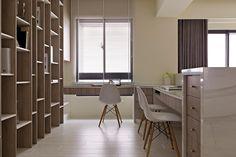 HabitatMY - Beautifully designed open plan apartment by Fertility Design