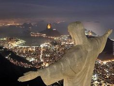 Out of the places I would like to visit, RIO is definitely THE one PLACE I MUST visit!