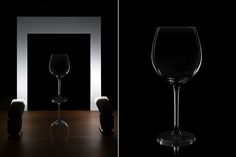 Photographing glass objects is always a complicated task because of the reflective surface, and at the same time translucent nature, of this material.The catalogue images with great glassware perfectly illuminated, are usually done with complicated setups, in studios that allow the control of reflections, and lighting equipment with accessories that are not accessible to most …