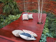 FENCE Contemporary Outdoors from Jamie Durie on HGTV