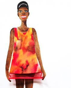 Yesterday's Autumn leaves are today's fashion. Autumn Leaves, Tie Dye, Tops, Women, Fashion, Moda, Fall Leaves, Fashion Styles, Autumn Leaf Color