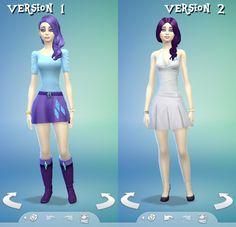 ¡¡NUEVO VÍDEO!!✌ Los Sims 4: #CreandoPersonajes | Rarity | My Little Pony Inspiración | BlueeGames ♦ Aquí→ https://www.youtube.com/watch?v=2yyJOzVW7KY