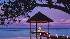 Massage At Banyan Tree Vabbinfaru Best Resorts In Maldives, Maldives Resort, Thai Massage, View Map, Holiday Destinations, Newcastle, Gazebo, Outdoor Structures, Patio