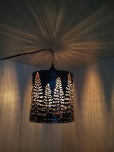 Ideas Pine Tree Shadow Forests For 2019 Birch Tree Decor, Tree Branch Centerpieces, Make A Family Tree, Easter Tree Decorations, Tin Can Lanterns, Tree Wallpaper Iphone, Recycled Metal Art, Tree Lamp, Celtic Tree Of Life