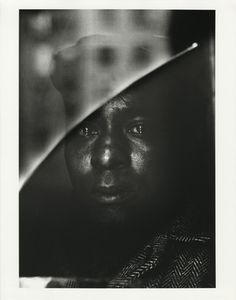 Gordon Parks Norman Fontenelle, Sr., Harlem, New York 1967