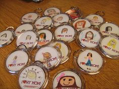 We'll be doing this with my Brownie Troop!  Oh my! Girl Scout parents would adore these. I know because I am one.