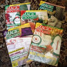 10 Pines nuevos para tu tablero Revistas de ganchillo