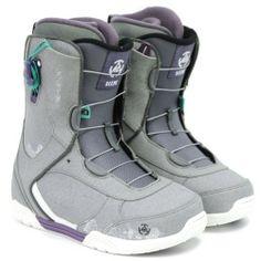 K2 Scene (Charcoal 12) Women's Snowboard Boots