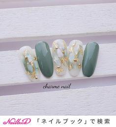 #夏ネイル #秋ネイル#シェルネイル #スモーキーカラー#ニュアンスネイル|ネイルデザインを探すならネイル数No.1のネイルブック Nail Art Hacks, Gel Nail Art, Nail Art Diy, Nail Manicure, Kawaii Nail Art, Cute Nail Art, Beautiful Nail Art, Heavenly Nails, Japan Nail