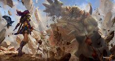 Jaggernaut Champions by Sinto-risky on DeviantArt