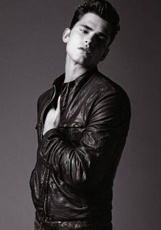Armani Jeans and Sean O'pry, Texas Proposals for Fall/Winter 2012-2013 ~ Men Chic- Men's Fashion and Lifestyle Online Magazine