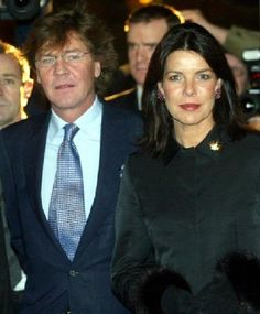 Het laatse stamhoofd van de Welfen: Ernst August, gehuwd met Caroline van Monaco